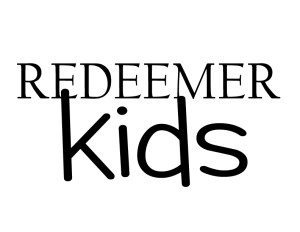 redeemer kids sign